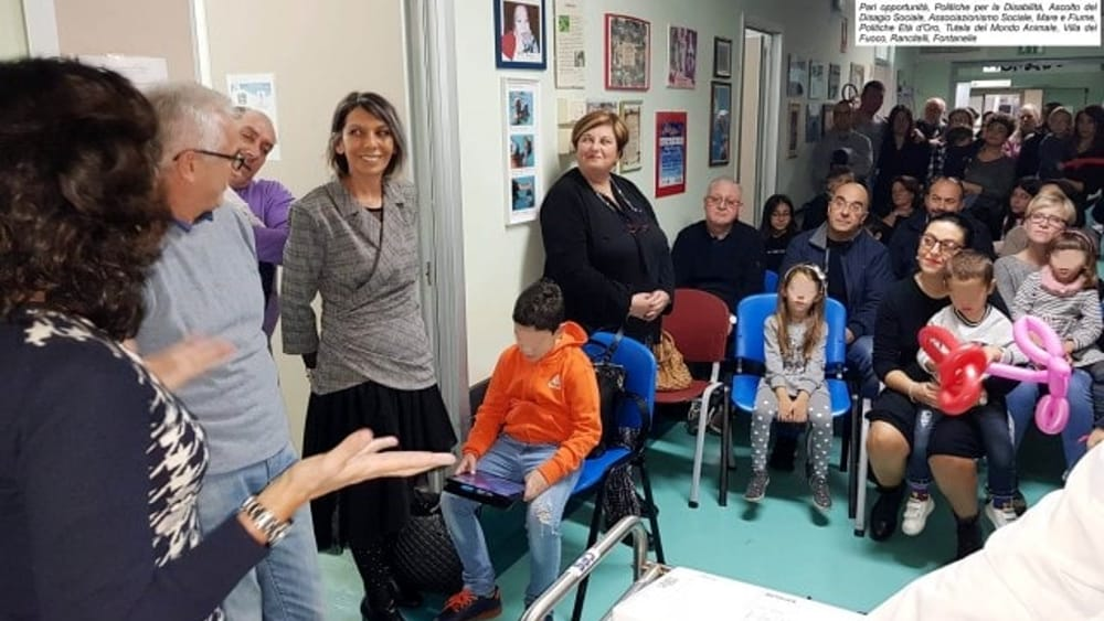 Giornata mondiale del prematuro anche all'ospedale di Pescara [FOTO] - IlPescara