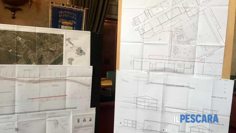 Strada provinciale 20 Cartiera-Pianella, lavori al via: durata 4 mesi - IlPescara