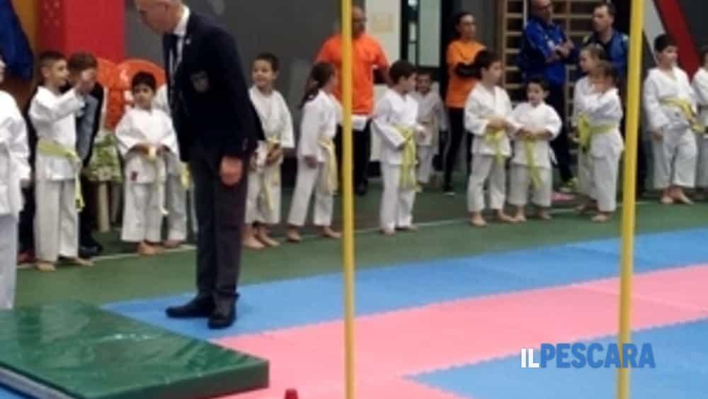 Immagini Karate Natale.Karate A Lettomanoppello L 8 Trofeo Interregionale Natale